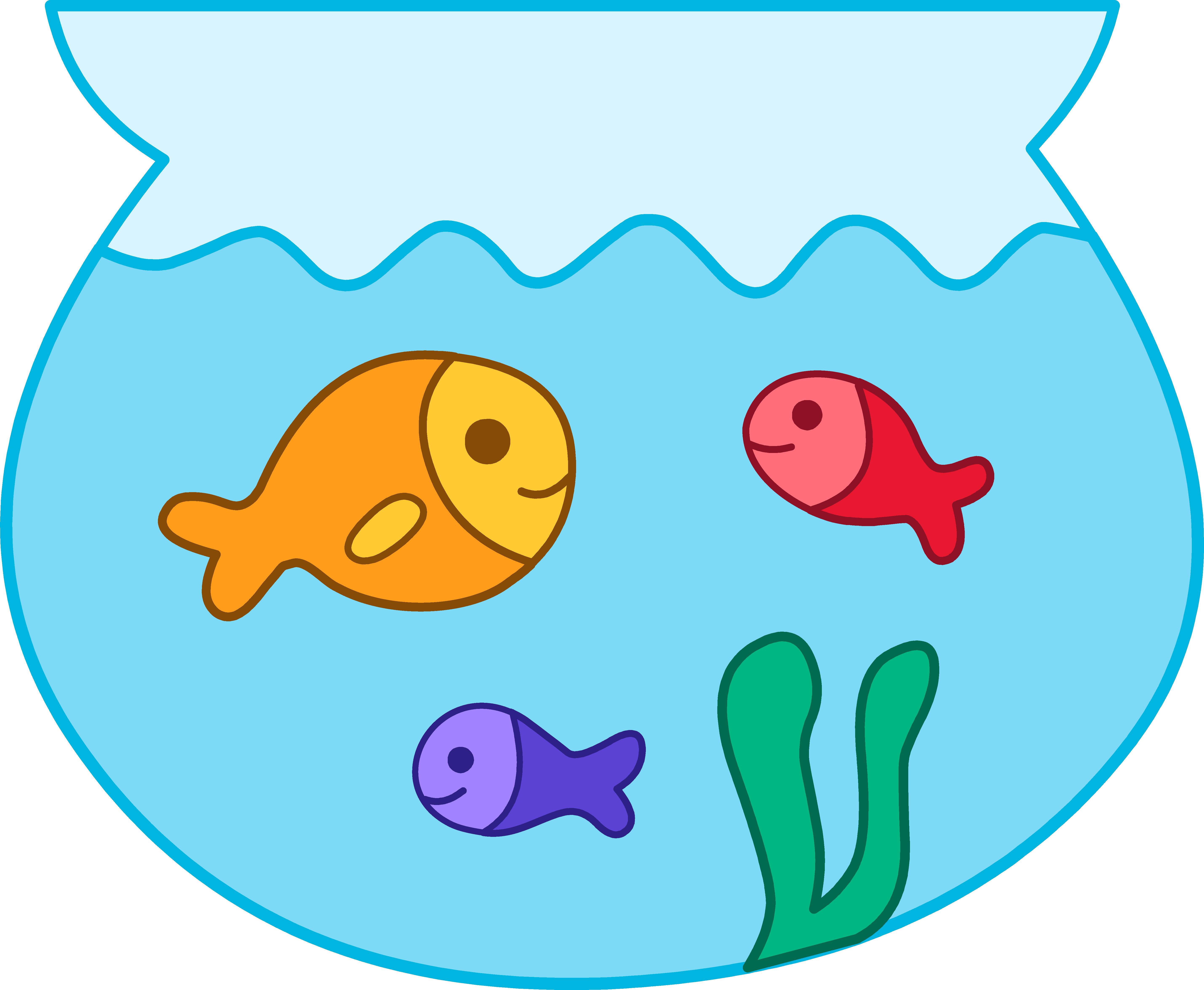 Fishbowl clipart pet fish. Fishes cute png pixels