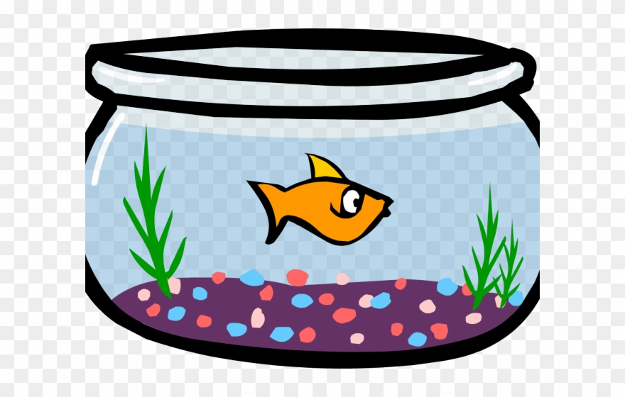 Fishbowl clipart pet fish. Bowl animated in a