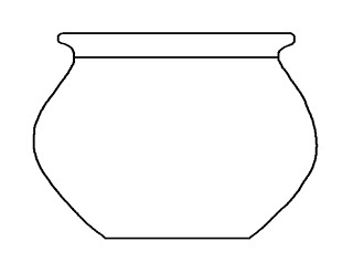 Free fish bowl download. Fishbowl clipart printable