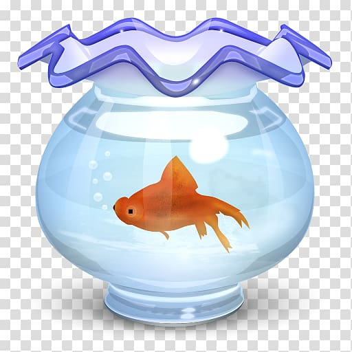 Fishbowl clipart six fish. Gold inside marine biology