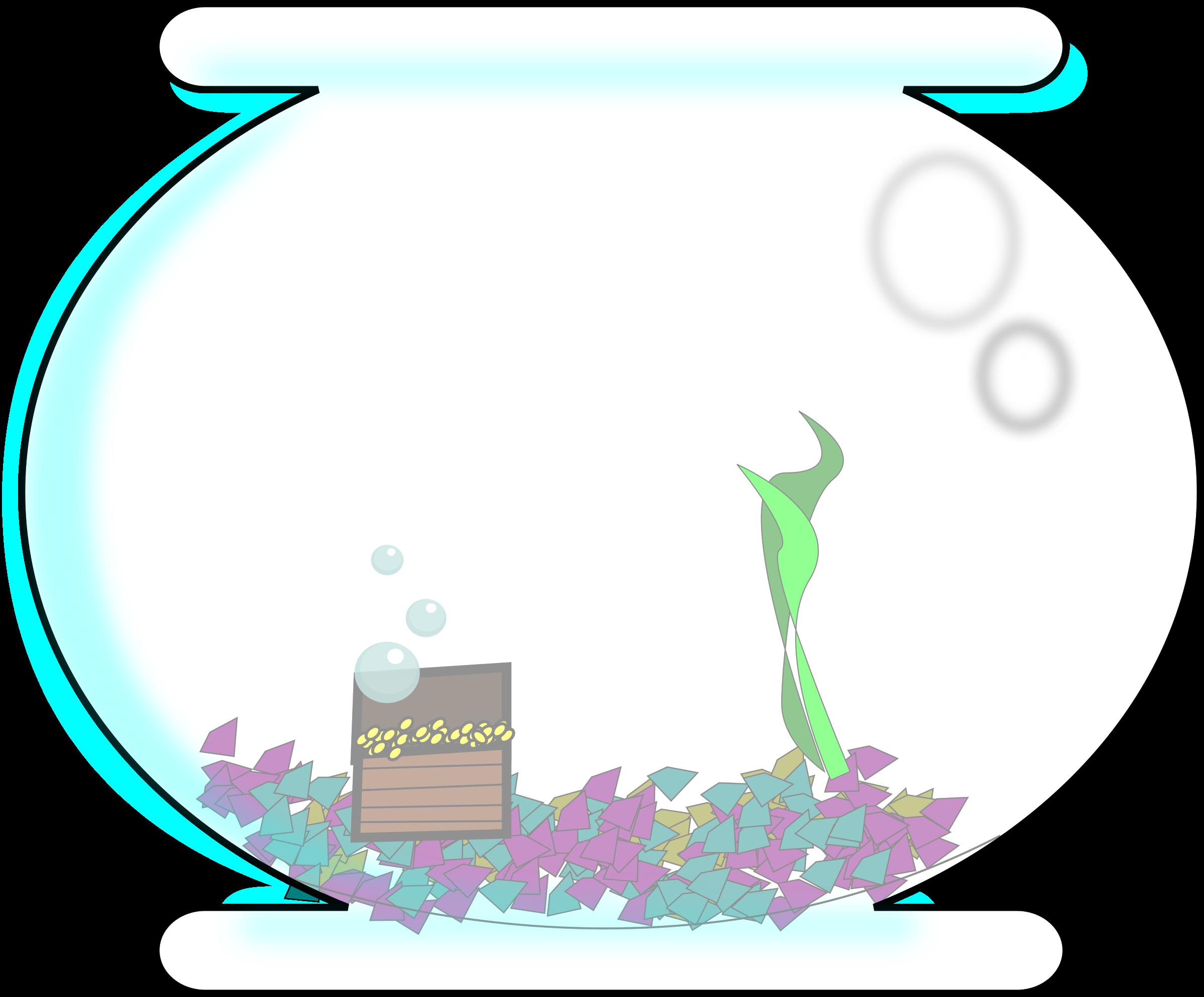 Fishbowl clipart transparent. Big image png