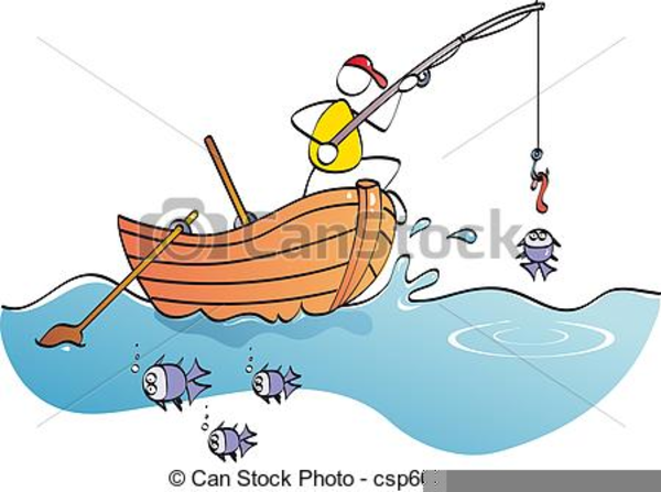 Funny free images at. Fisherman clipart
