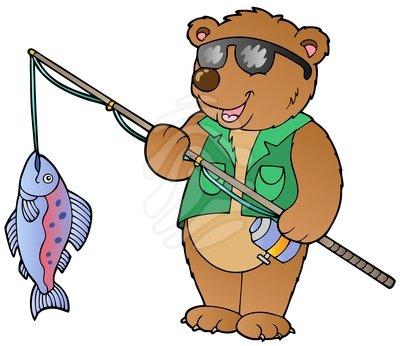 fisherman clipart
