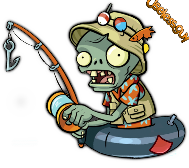 Fisherman clipart angry. Free hd zombie v