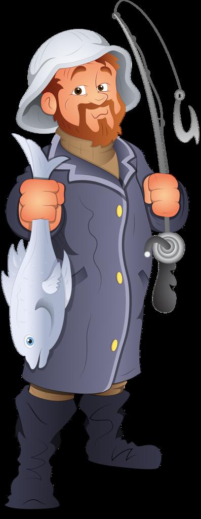 Fisherman clipart community helper. Galen sr november nd