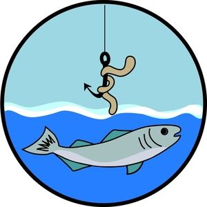 Woman free images clipartix. Fishing clipart fish