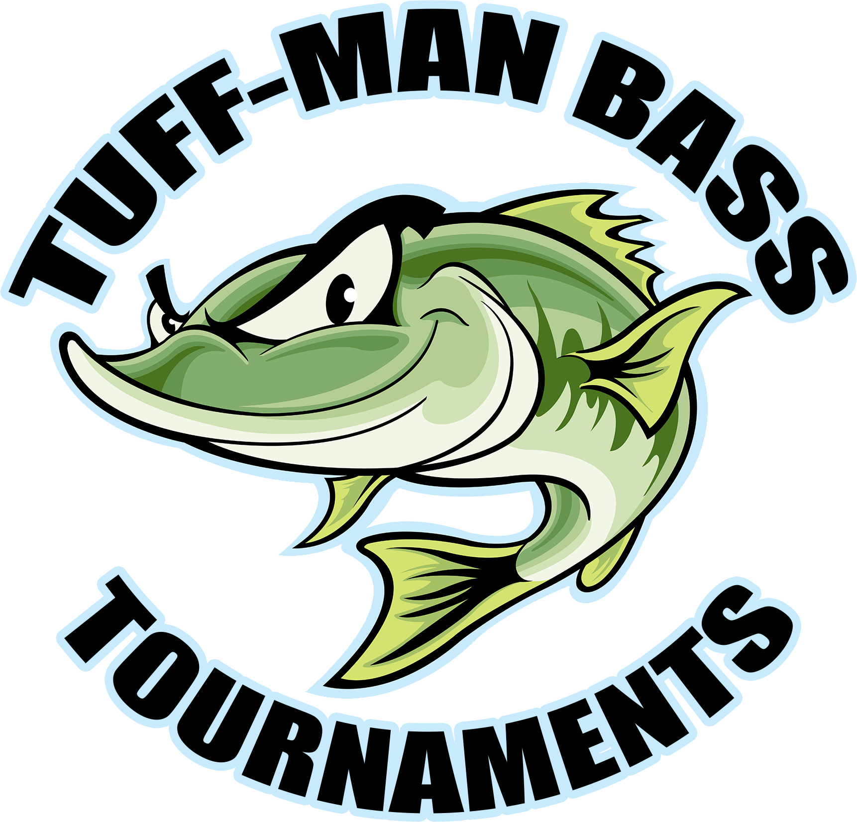 tournament tour tuff. Bass clipart fishing derby