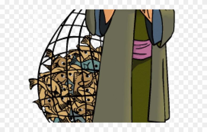 Bible cartoon the . Fisherman clipart fishing peter