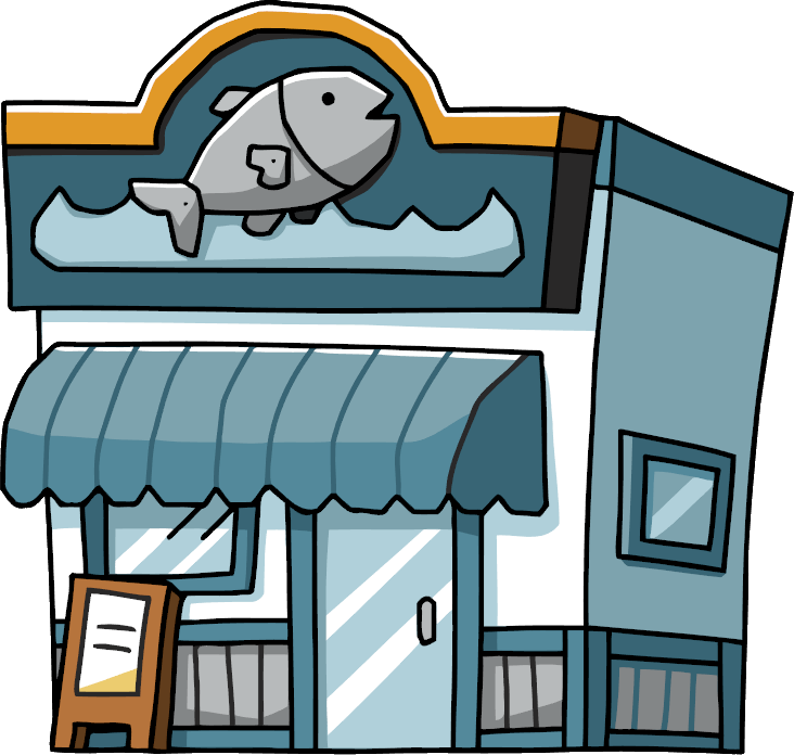 Fish market scribblenauts wiki. Fisherman clipart fishing peter