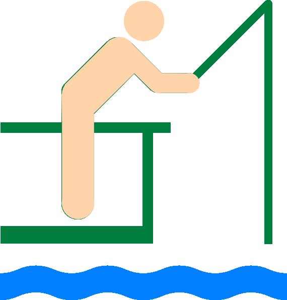 Fisherman clip art at. Future clipart jobless person