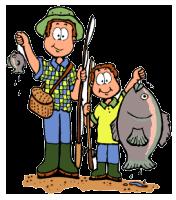 Free animations animated . Fisherman clipart grandpa fishing