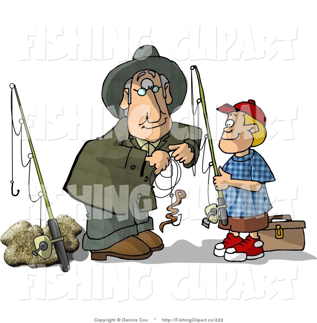 Clip art of a. Fisherman clipart grandpa fishing