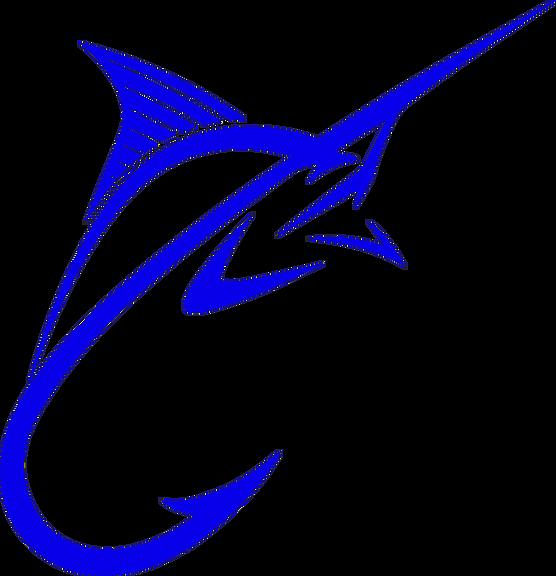 Kaibear sport kauai hi. Fisherman clipart marlin fishing