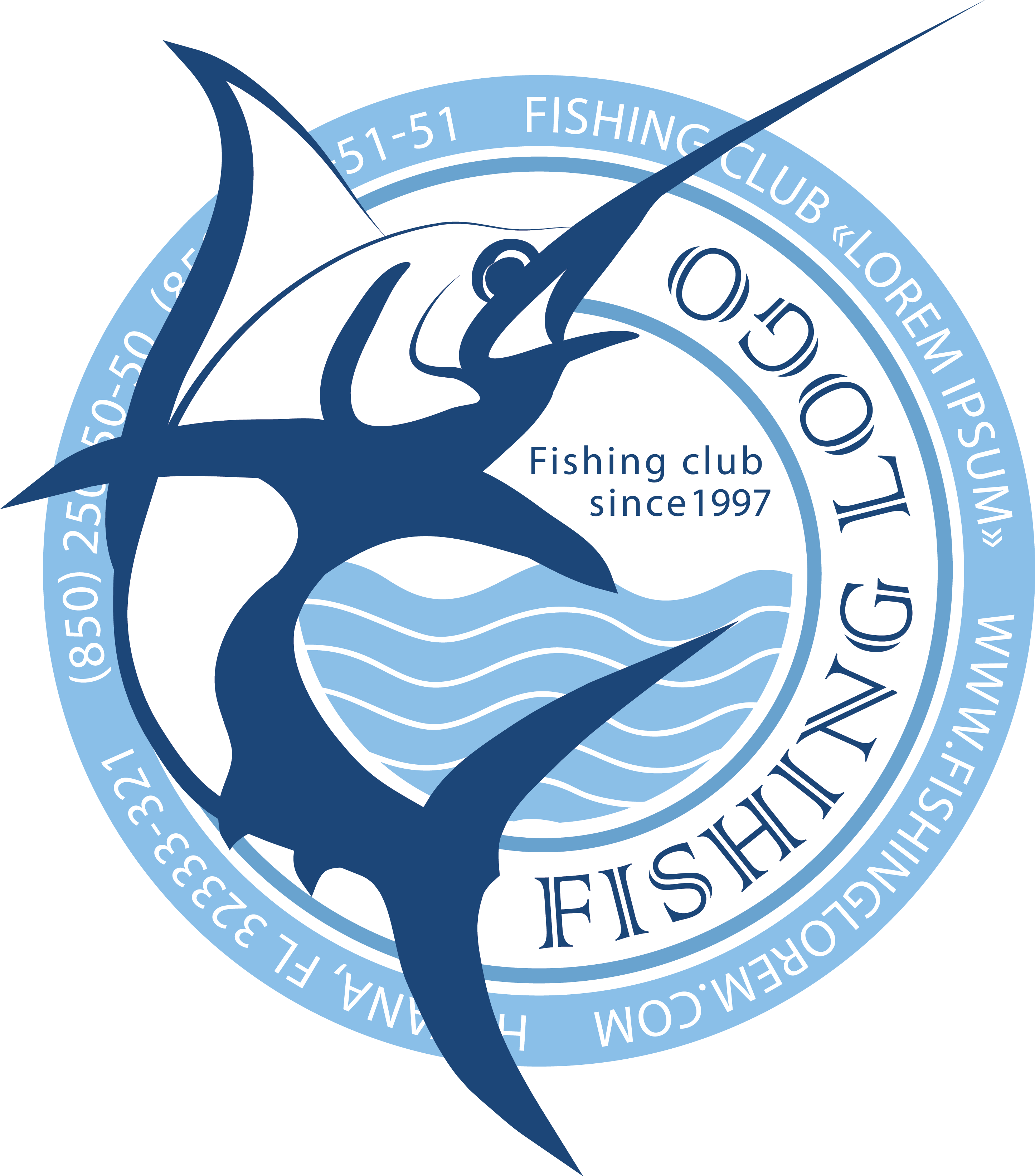 Fisherman clipart marlin fishing. Recreational boat atlantic blue