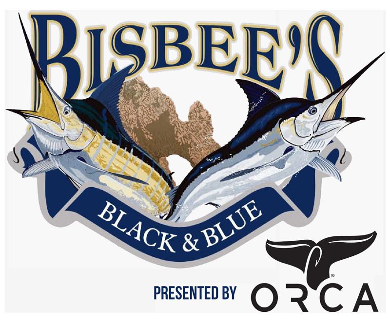 The bisbee black blue. Fisherman clipart marlin fishing