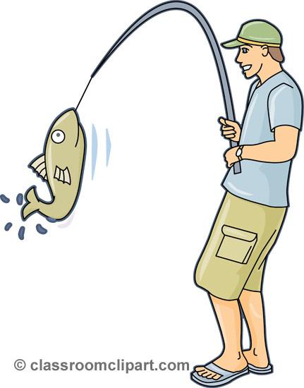 Free fishing download clip. Fisherman clipart printable