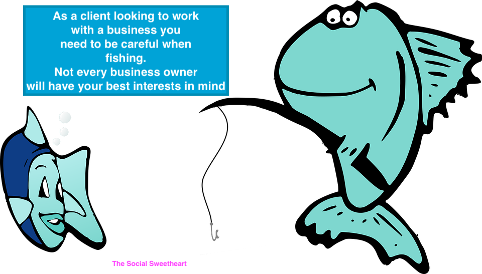 Are you a fish. Fisherman clipart sad