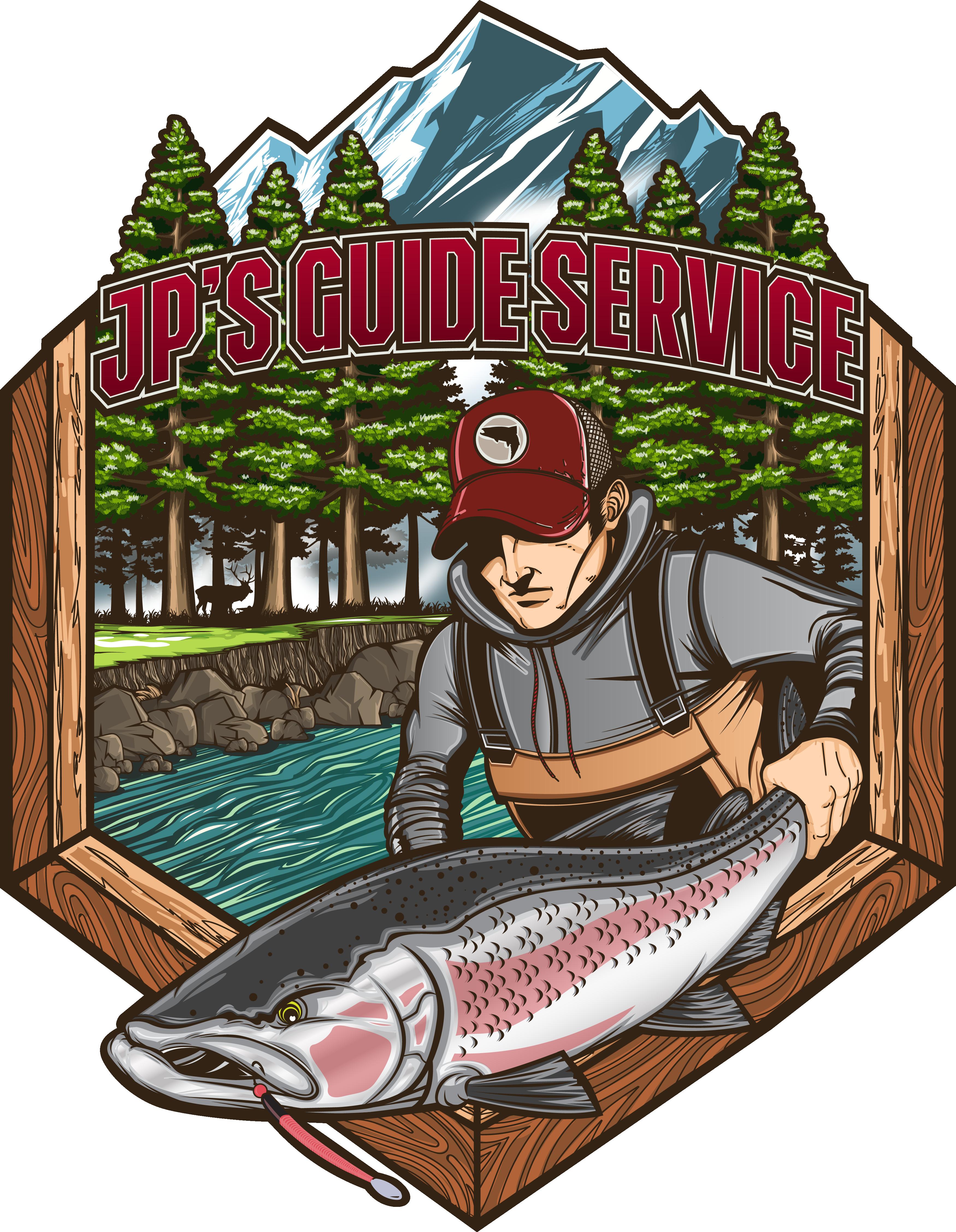 Centerpin archives . Fisherman clipart salmon fishing