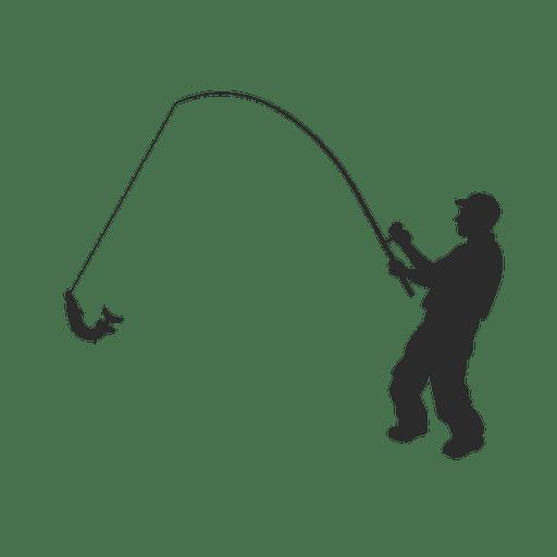 Fisherman clipart svg. Fishing fish transparent png