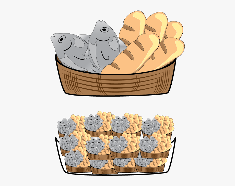 I can help others. Fishing clipart basket