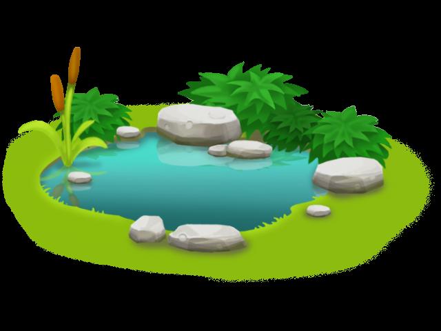 Lake clipart lily pad pond.  pool huge freebie