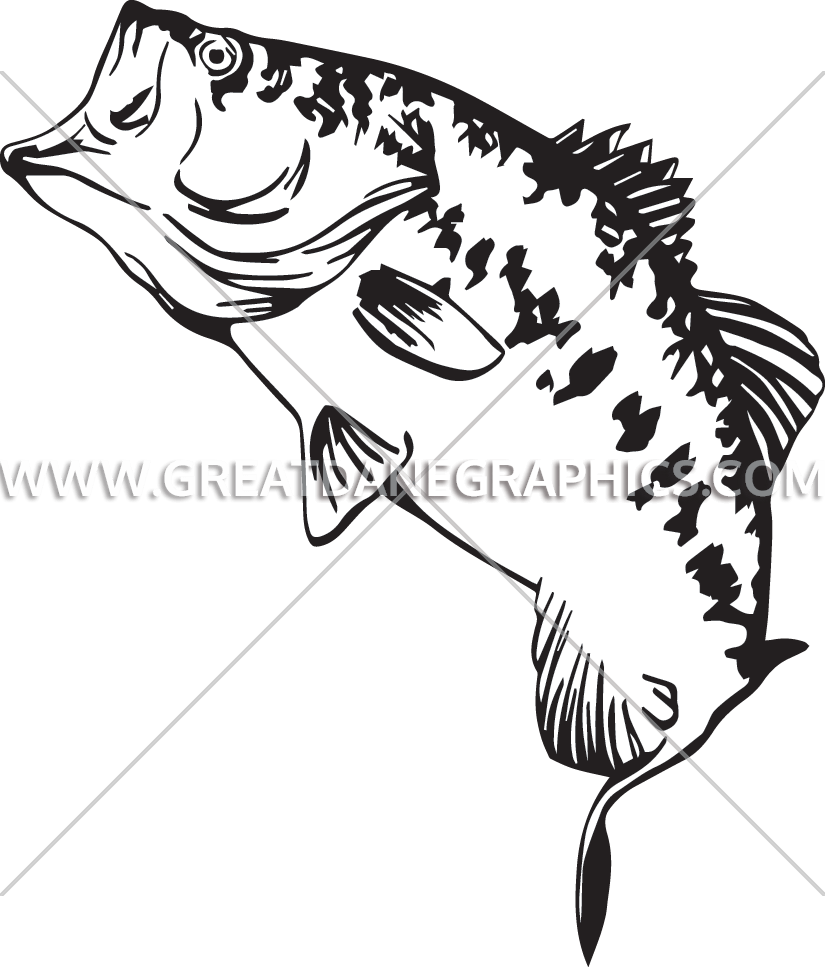Large drawing at getdrawings. Trout clipart wide mouth bass