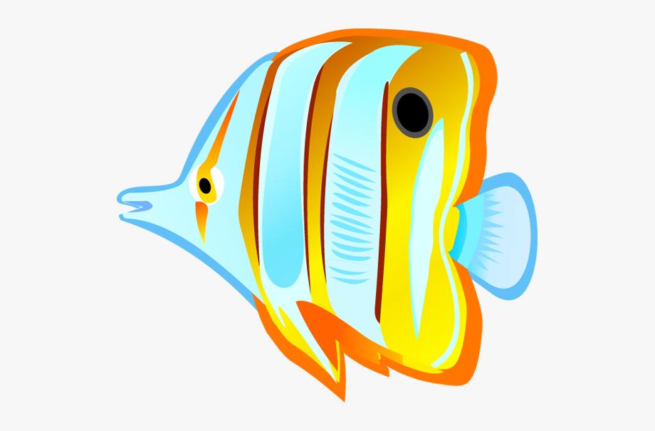 Fish clip art free. Fishing clipart vector