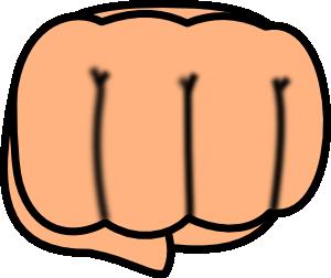 Fist clipart. Clip art at clker