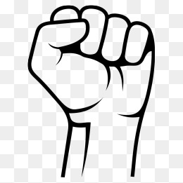 Fist clipart. Png images vectors and