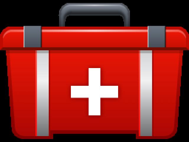 medical huge freebie. Fist clipart aid kit