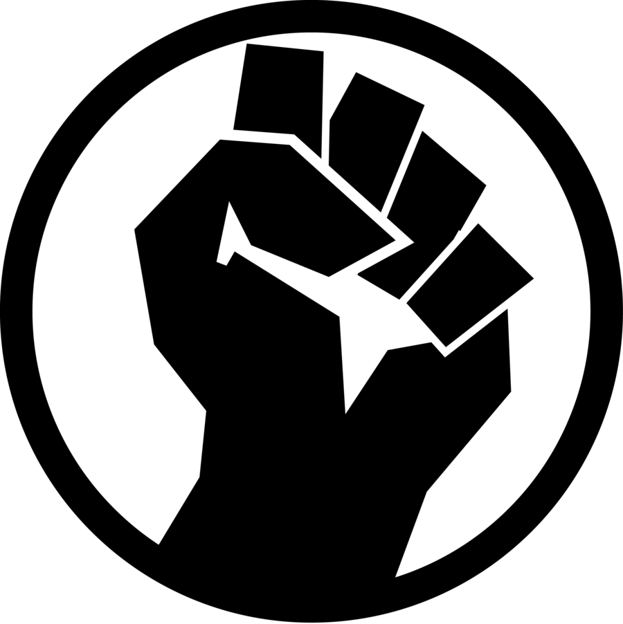 Music for revolution x. Fist clipart air icon