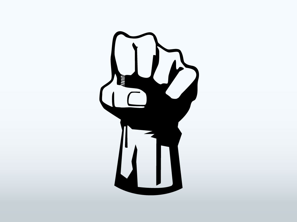 Fist clipart air icon. Free images download clip