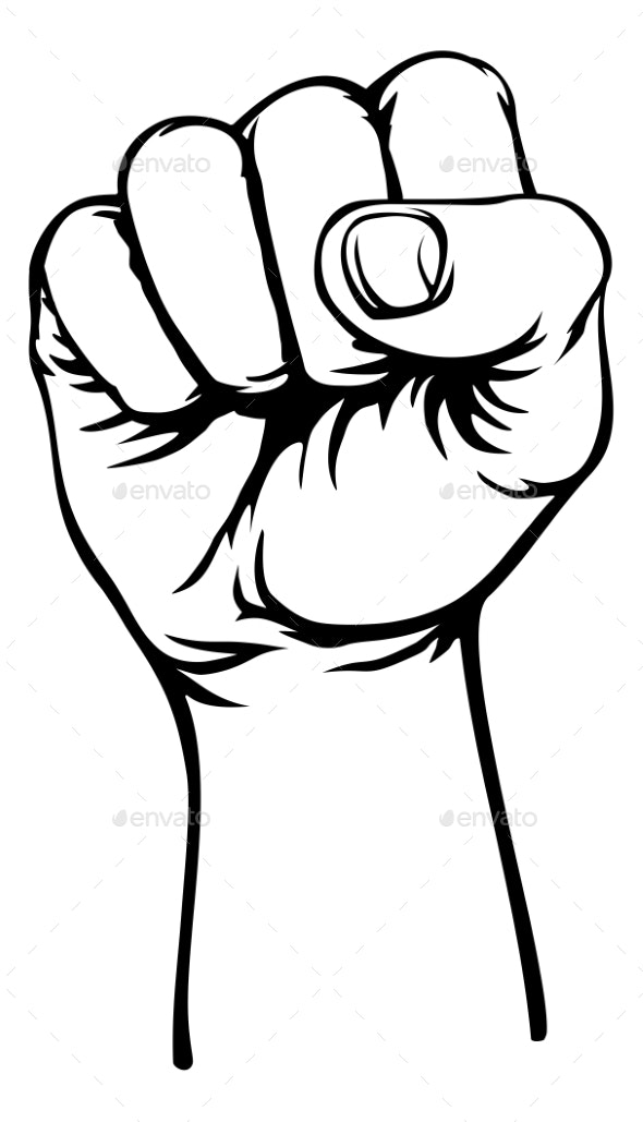 Fist clipart air sketch, Fist air sketch Transparent FREE ... (590 x 1029 Pixel)