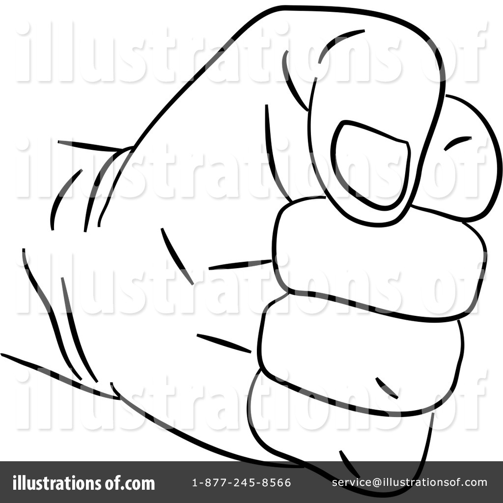 Illustration by prawny . Fist clipart angry fist