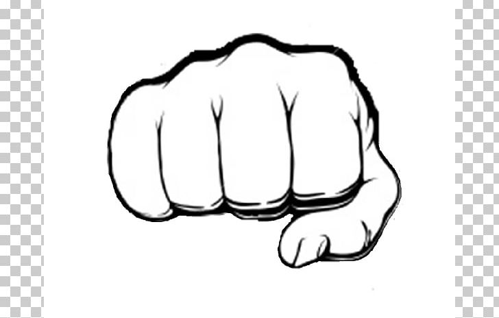 Fist clipart black and white. Raised png area art