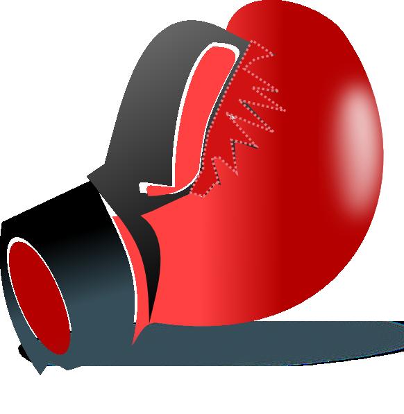 Fist clipart boxing. Glove clip art at