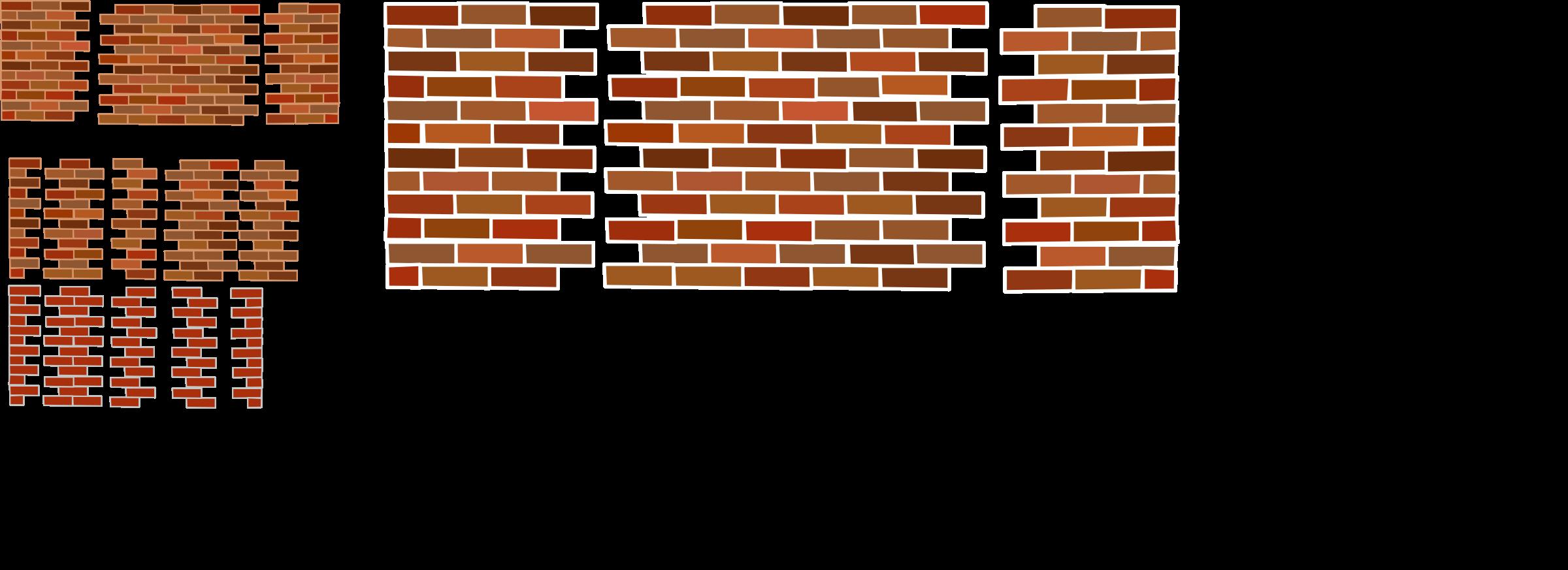 Fantastic brick clip art. Nails clipart wall clipart