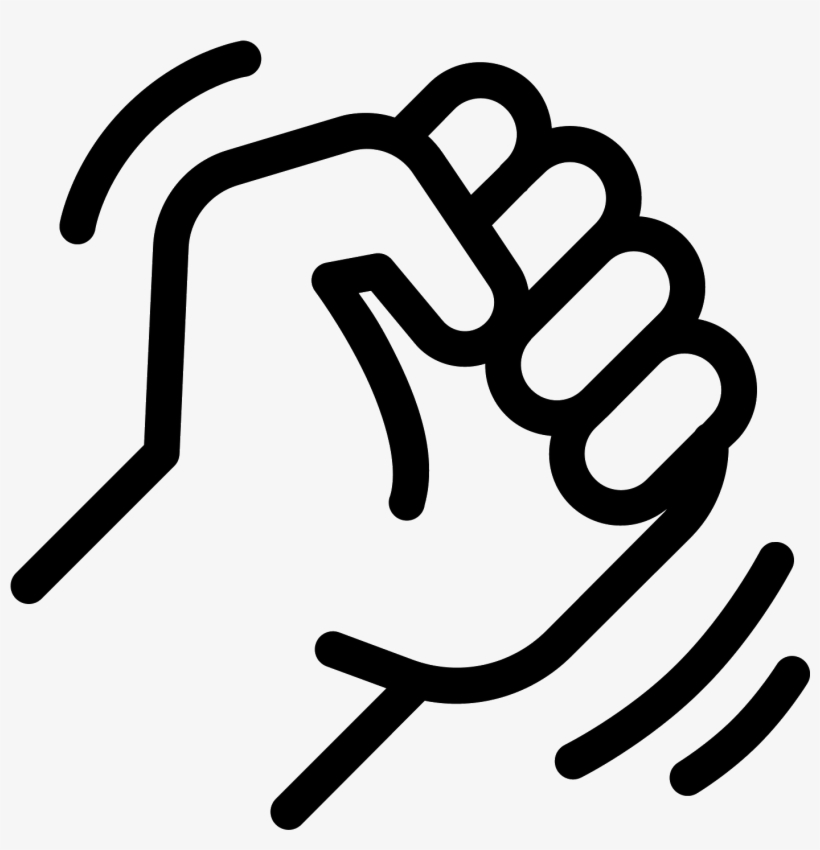 Up png free transparent. Fist clipart easy
