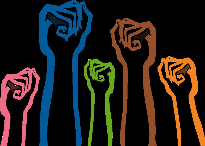 Fist clipart empowerment. Freedom interrupted cornell university