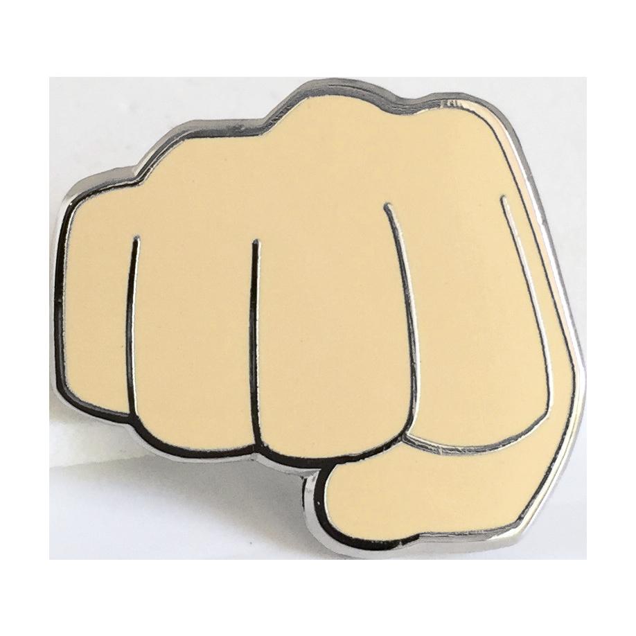 Fist clipart fist pump. Bump emoji pin pins