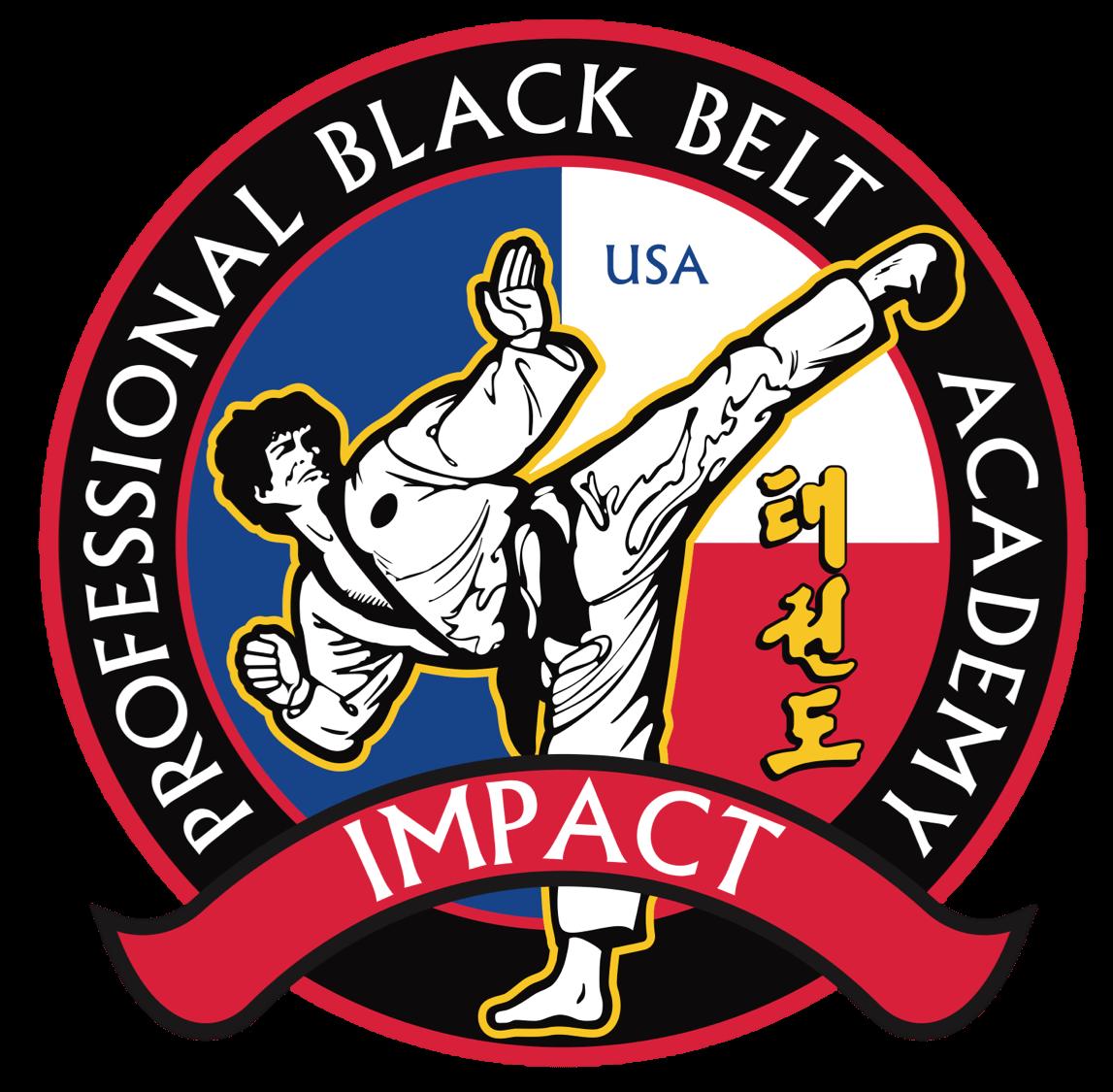 Karate clipart black belt karate. Impact martial arts classes