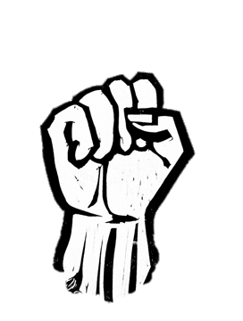 Fist clipart illustration. Clenched transparent png stickpng