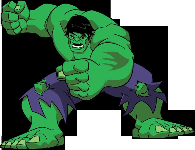 Hulk line