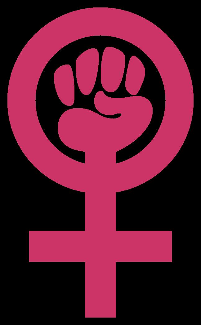 Fist clipart militant. Women bilal hafeez things