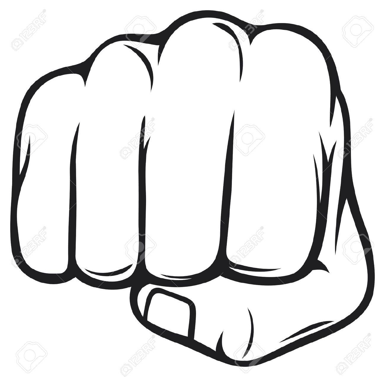 Punch free download best. Fist clipart militant