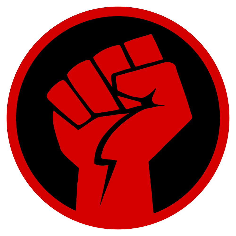 Fist clipart power to person. Onlinelabels clip art