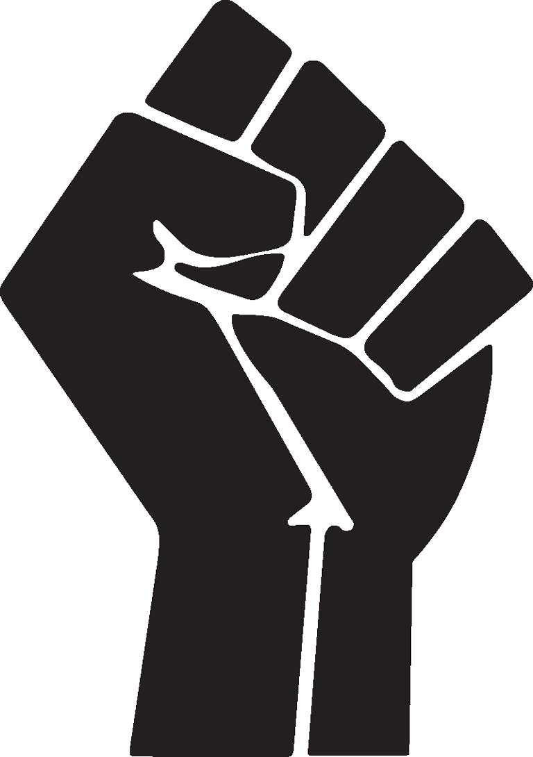 Fist clipart raised fist. Symbol clip art fest