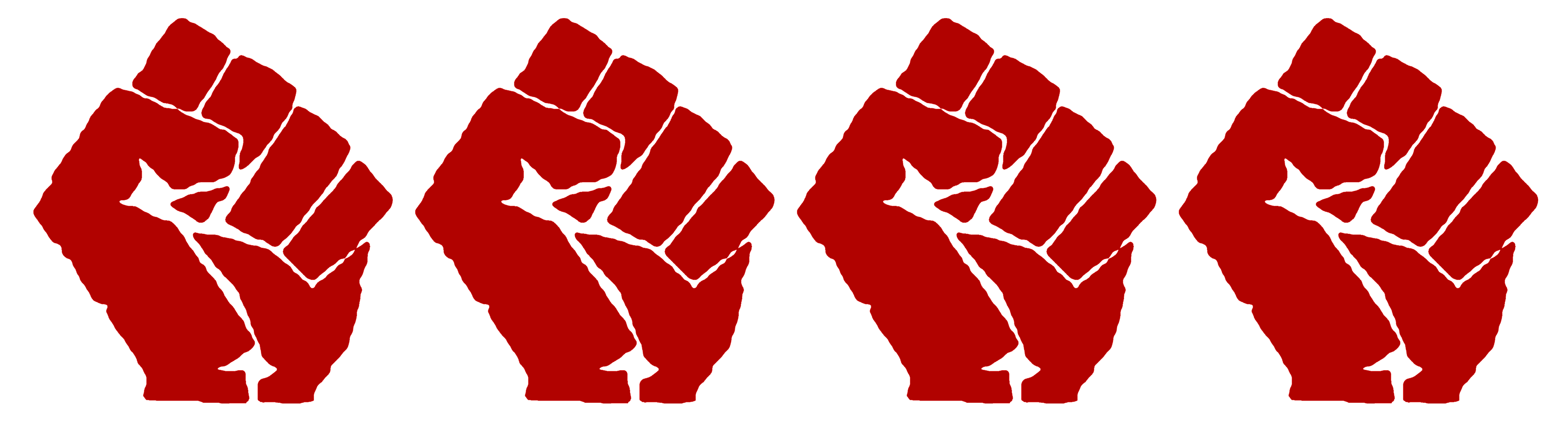 Fist clipart rebellion. Earring silver social justice