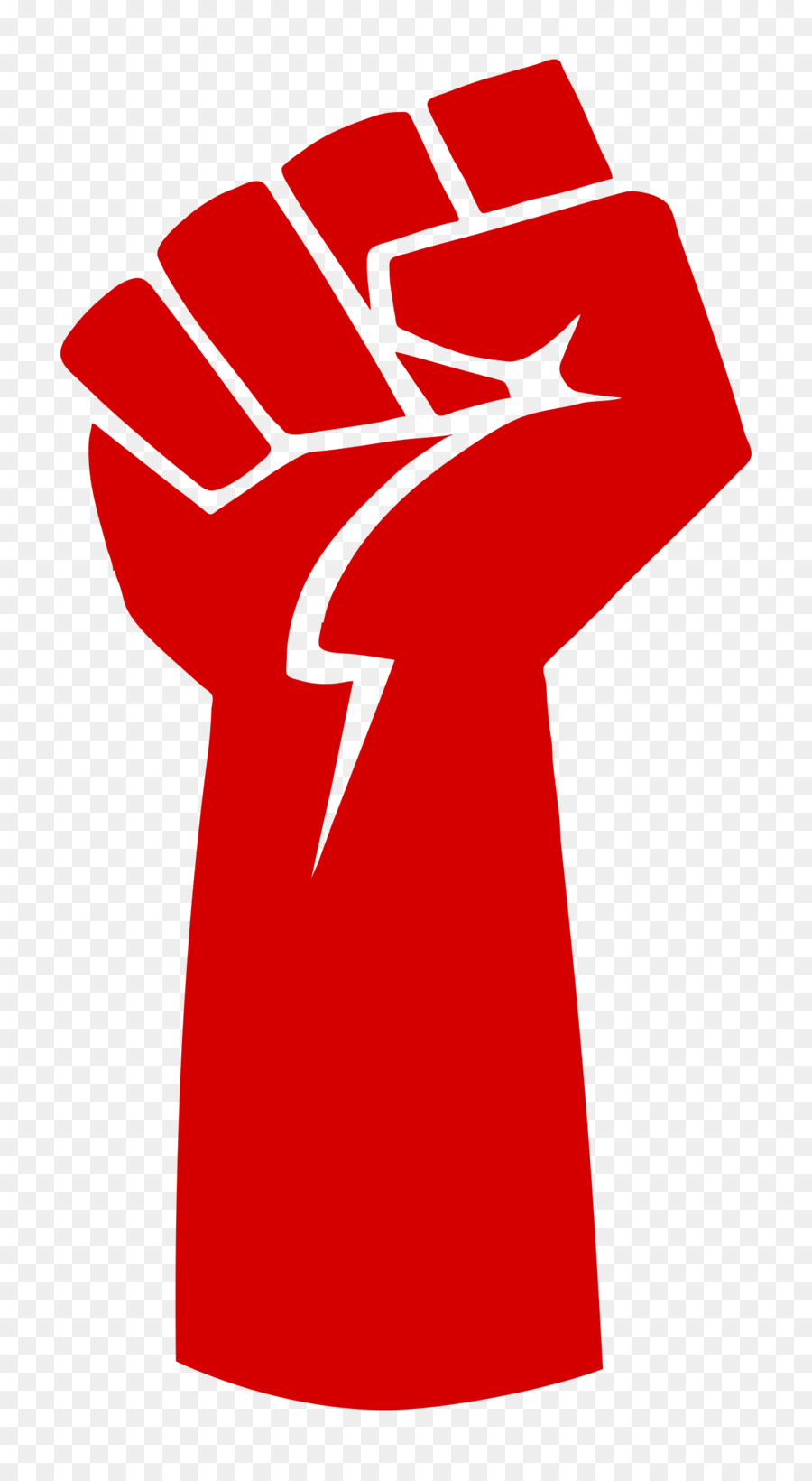 Fist clipart red. Black power clothing dress
