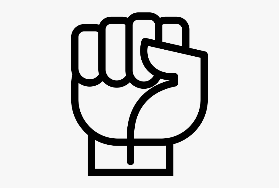 Fist clipart resistance. Tools of icon png